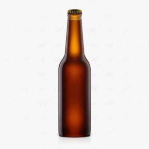 mockup de cerveja artesanal