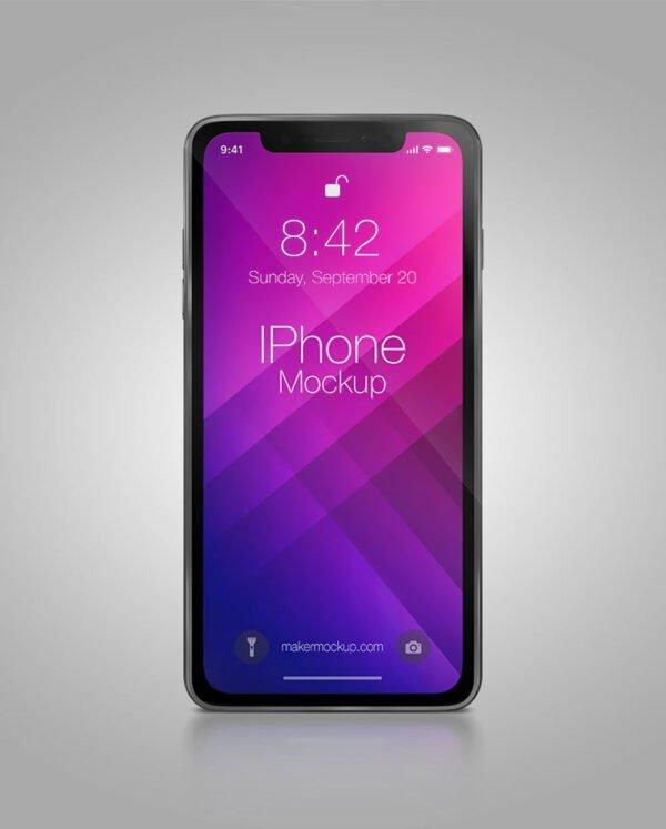 Mockup Celular- iPhone Mockup