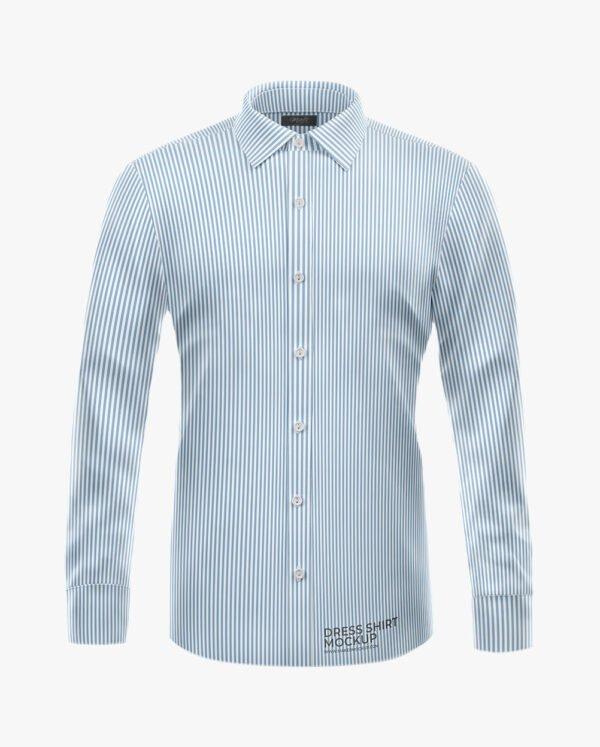 Camisa Social Mockup