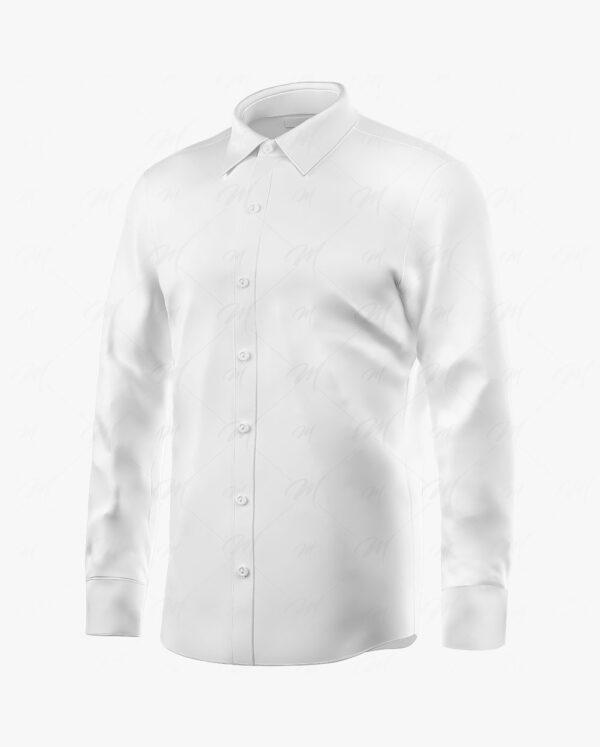 Mockup Camisa Social Perfil