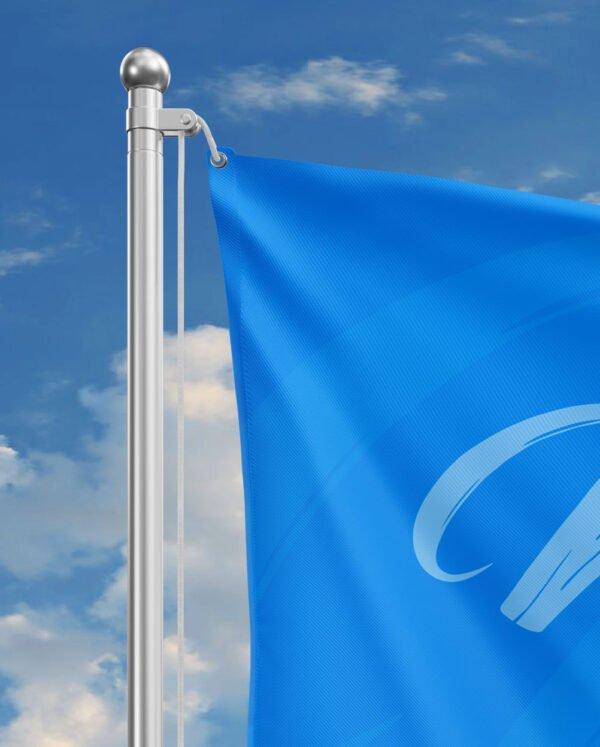 bandeira mockup
