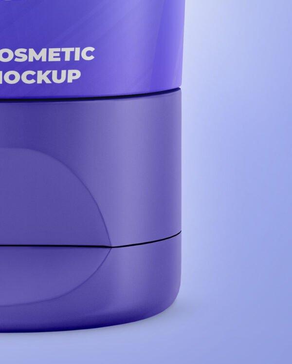 cosmetic package mockup