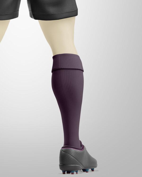 soccer kit mockup