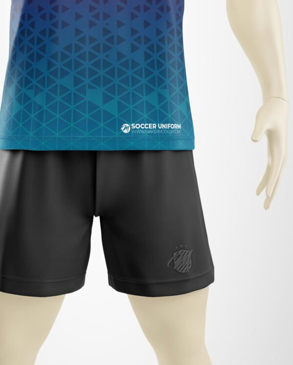 soccer shirt mockup